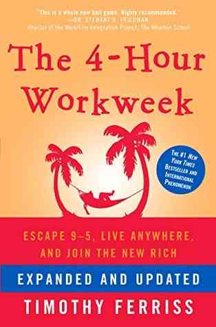 كتب تنمية بشرية كتاب The 4 Hour Workweek