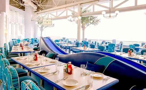 أفضل مطاعم جدة مطعم بلو أوشن