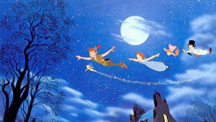 فيلم Peter Pan (1953)