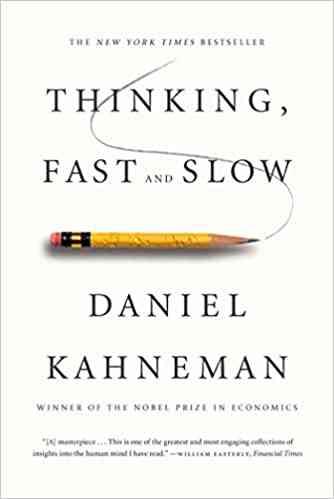 كتب ريادة الأعمال كتاب Think Fast and Slow