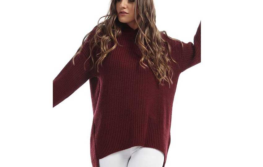 ملابس الشتاء - البلوفر الشتوي