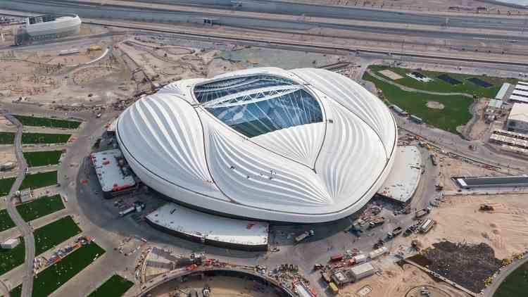 استاد الوكرة- قطر