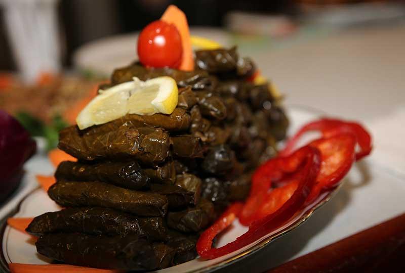 ورق العنب في رمضان