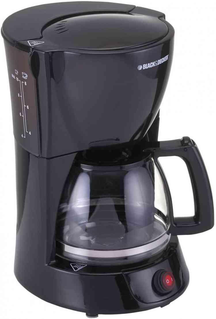 مطحنة القهوة بلاك أند ديكر