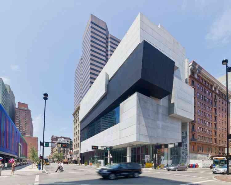 مركز روزنتال للفن المعاصر- الولايات المتحدة الأمريكية
