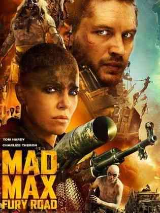 فيلم الأكشن Mad Max: Fury Road