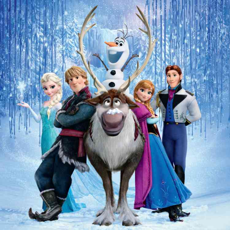 فيلم Frozen (2013)