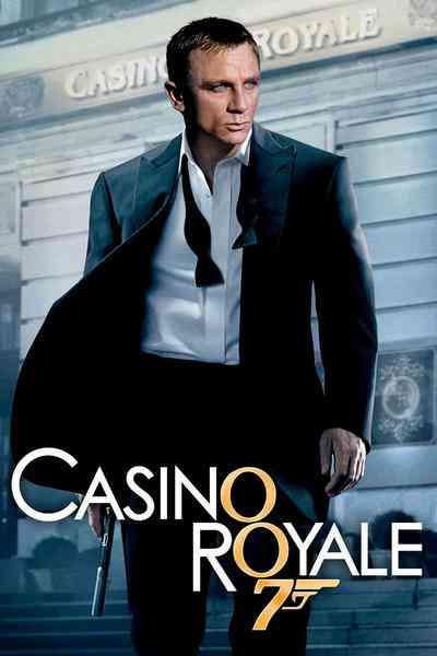 فيلم أكشن Casino Royale