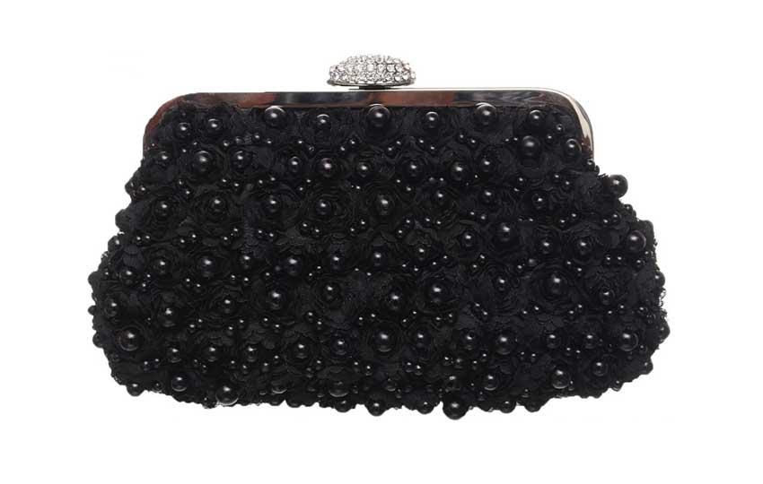 حقيبة للمناسبات - حقيبة فاليسو السوداء