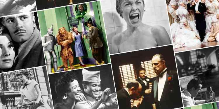 أفضل الأفلام الأجنبية على مر التاريخ