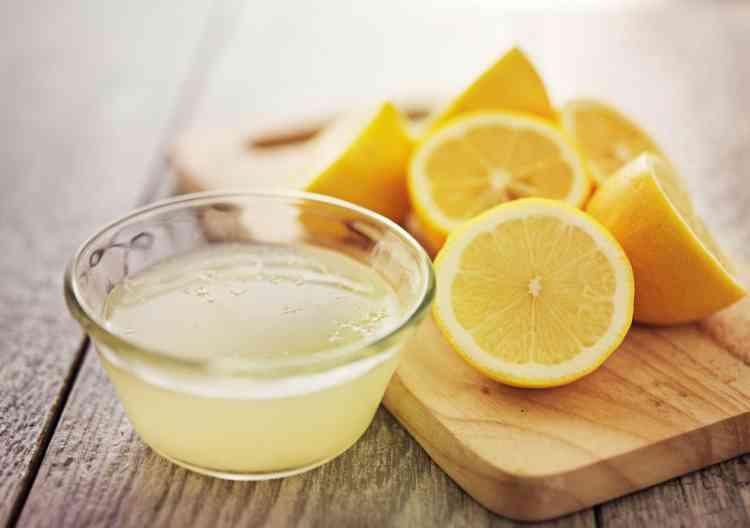 فوائد رجيم الليمون