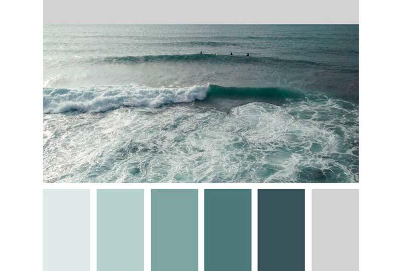 درجات البحر