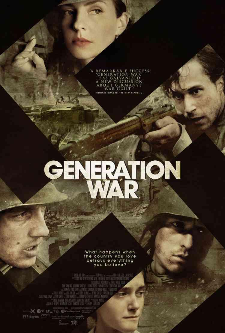 مسلسل Generation War