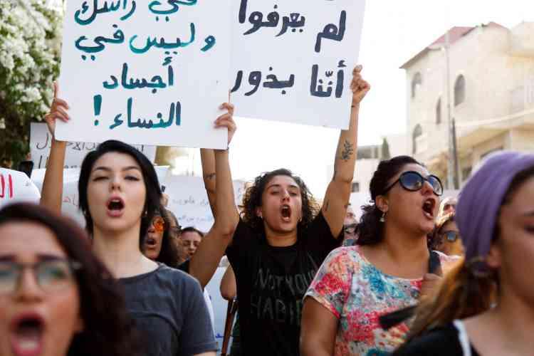 النسوية - لانتشار جرائم الشرف