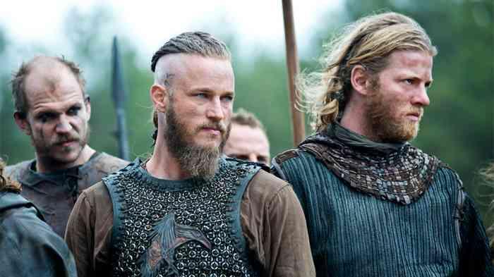 مسلسلات أكشن مسلسل Vikings