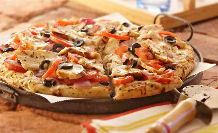 طريقة تحضير البيتزا باستا