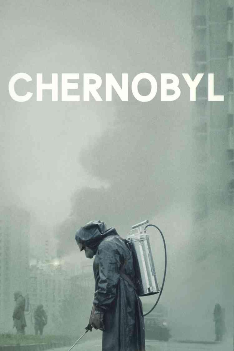 المسلسل التاريخي البريطاني مسلسل Chernobyl