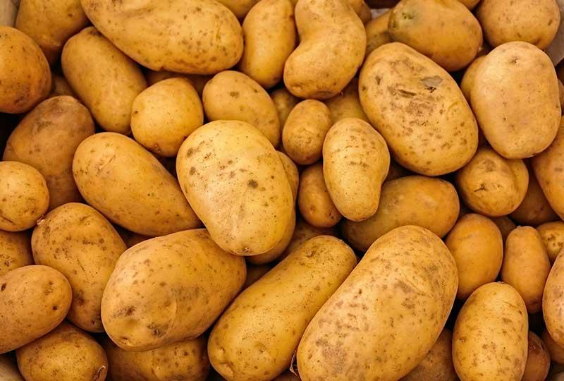 البطاطس في العزومات
