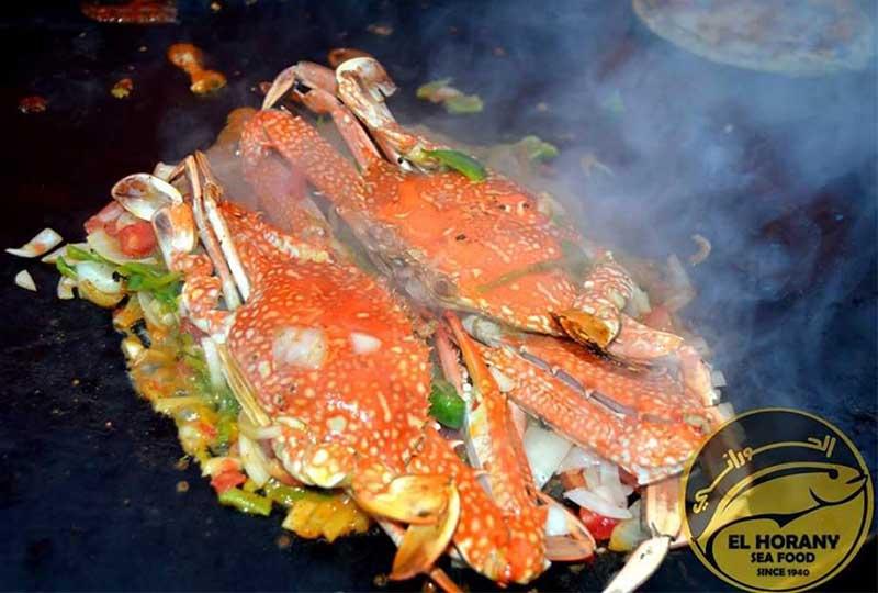 مطعم أسماك الحوراني