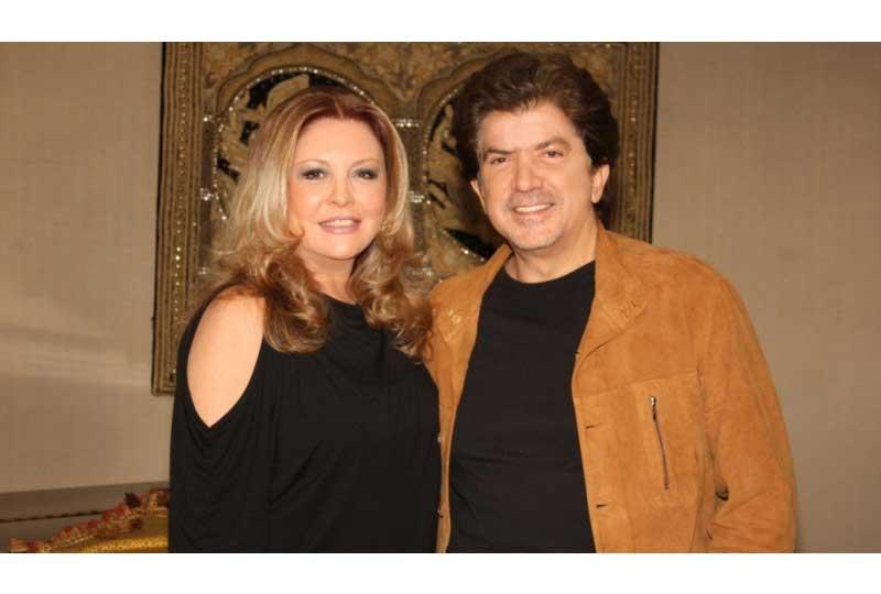 جورجينا رزق وزوجها وليد توفيق