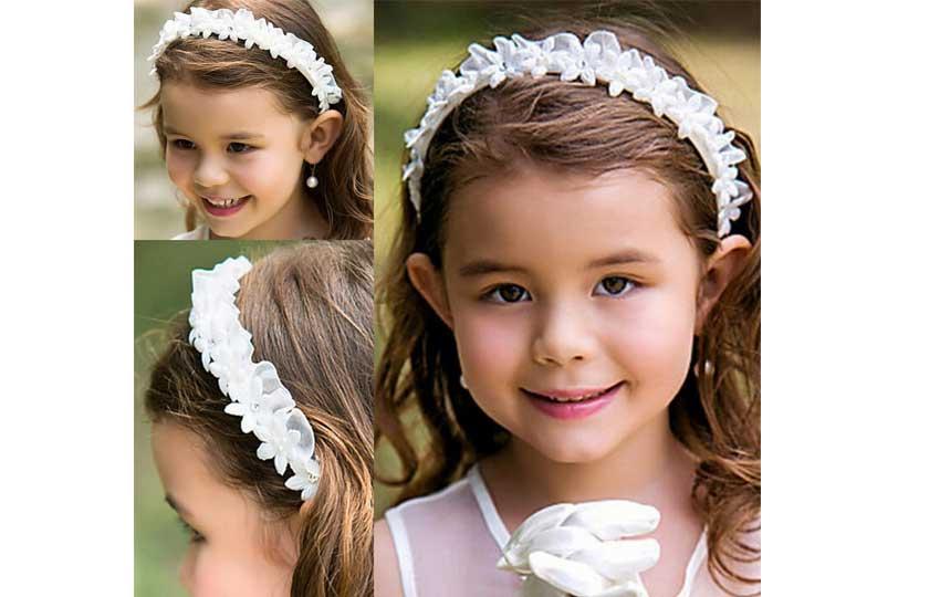 إكسوارات شعر للأطفال