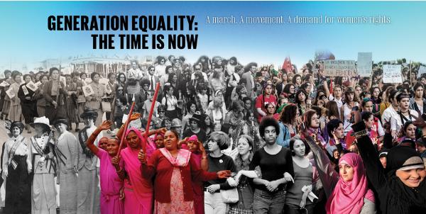 نشرة الأمم المتحدة للمرأة - جيل المساواة
