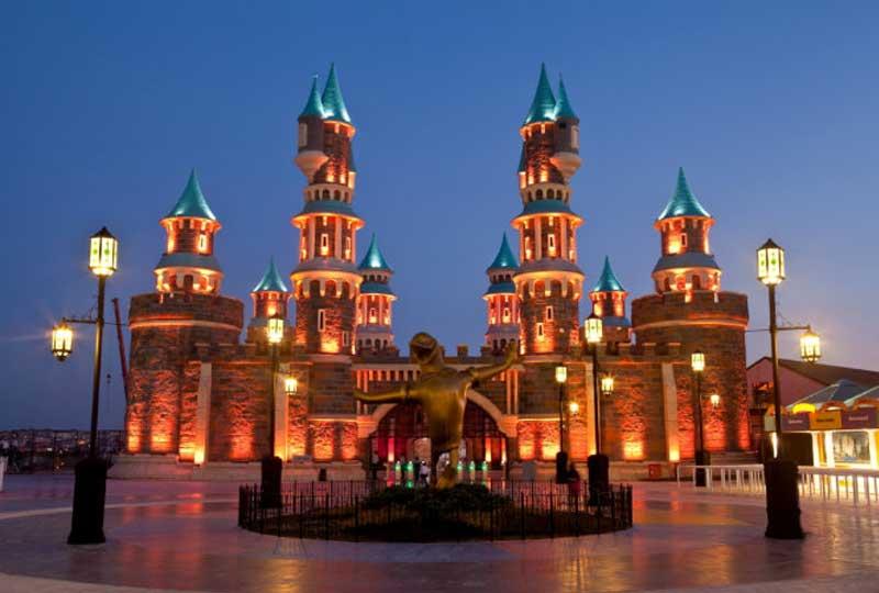 أجمل الأماكن السياحية في تركيا فايا لاند