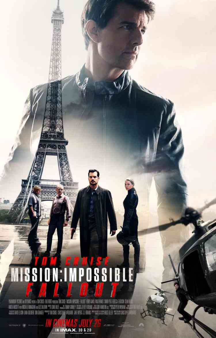 فيلم Mission: Impossible – Fallout