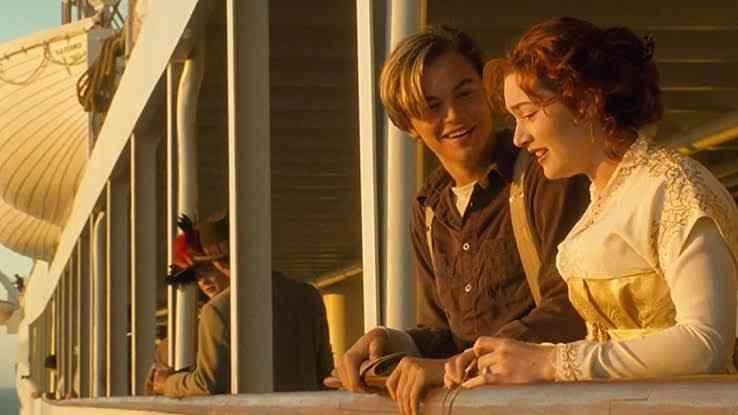 Titanic- أفضل أفلام ليوناردو دي كابريو