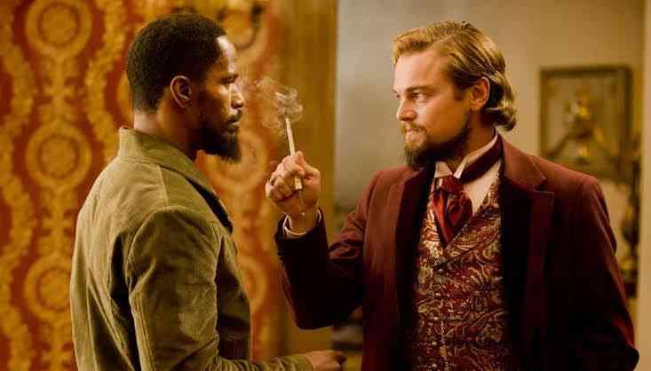 أفضل أفلام ليوناردو دي كابريو-Django Unchained