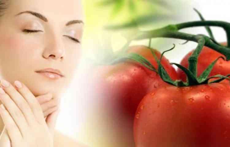 فوائد ماسك الطماطم للبشرة