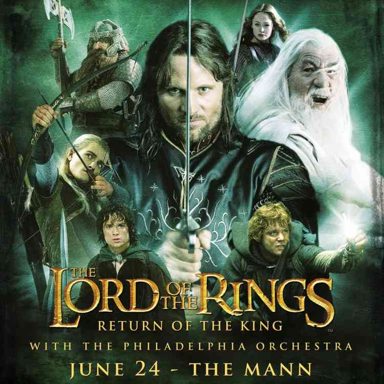 فيلم The Lord of the Rings: The Return of the King