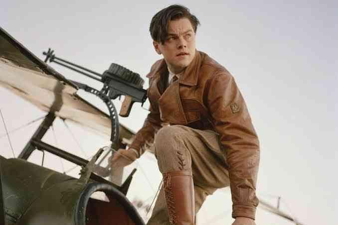 The Aviator- أفضل أفلام ليوناردو دي كابريو