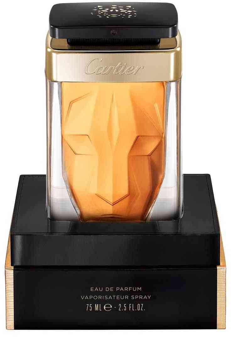 عطر كارتير Cartier La Panthere Noir Absolu for Women - Eau De Parfum