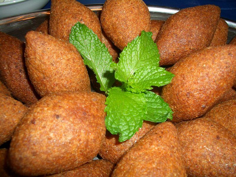 منيو الأكل السوري في رمضان