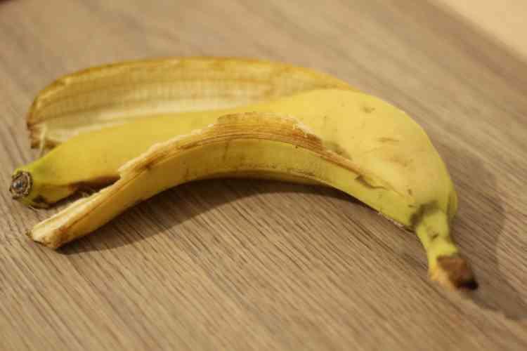 أهم فوائد قشر الموز للجمال