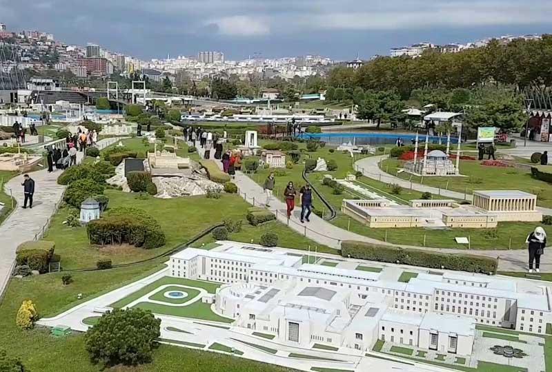أماكن سياحية في تركيا ميني ترك