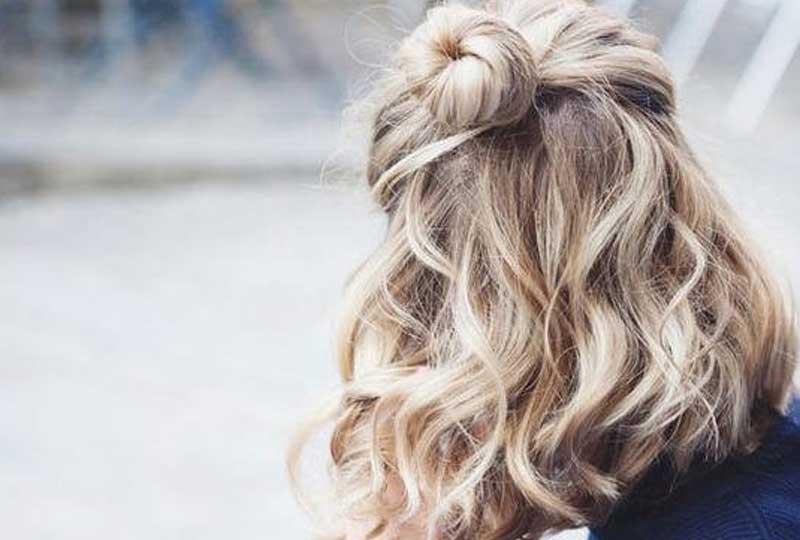 تسريحات الشعر الكيرلي