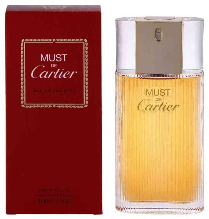 عطر كارتير  Must De Cartier - Eau De Toilette