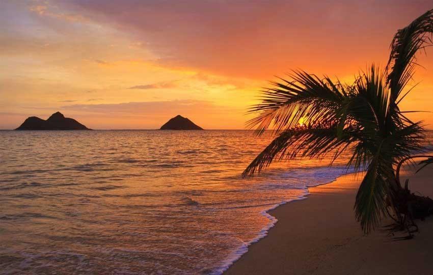 أجمل شواطئ العالم - سانسيت بيتش